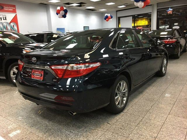 Toyota camry se toyota camry se in gorham nh berlin city for Bobby duby motors amarillo tx