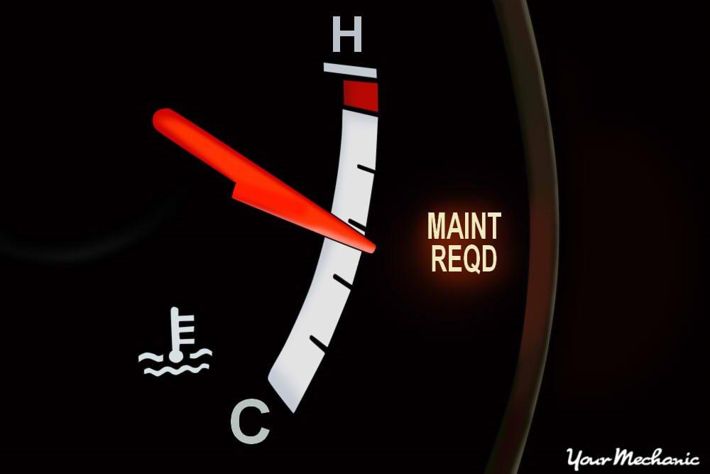 Toyota Corolla Maintenance Required Light >> Dashboard Diagnosis